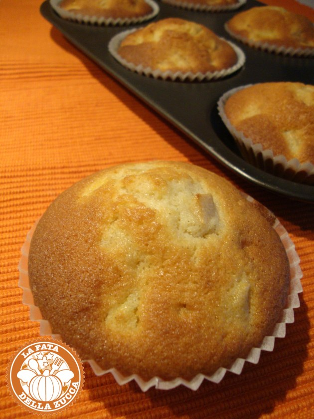 Cake Mango e Vaniglia