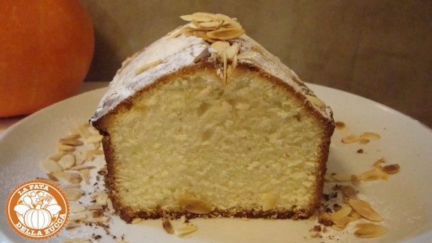 Pound Cake alla Mandorla